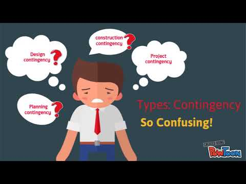 QUS4202: CONTINGENCY COST IN CONSTRUCTION