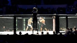 Yoshihiro Akiyama vs Alberto Mina @ UFC Fight Night Seoul 1/3