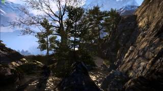 Far Cry 4 - PC Custom Graphics Test GTX 970