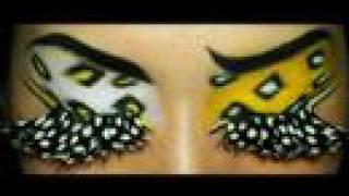 snowkei's makeup & makeover (dramatic)