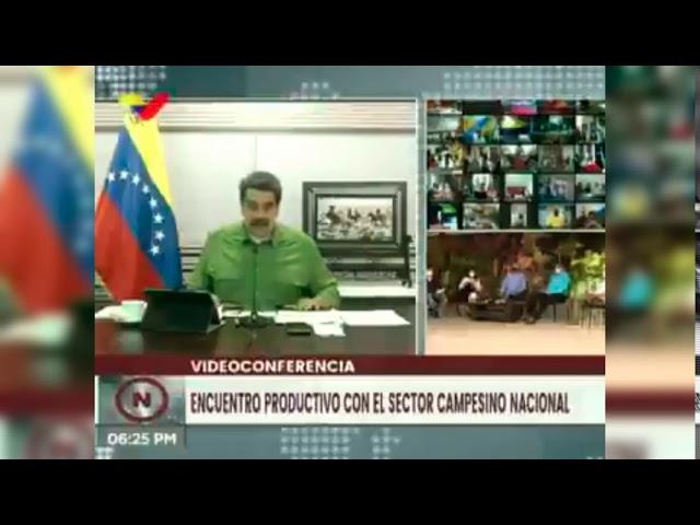 Maduro exige informe a Néstor Reverol sobre 370 campesinos asesinados