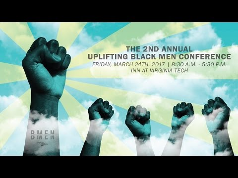 Uplifting Black Men Conference at Virginia Tech