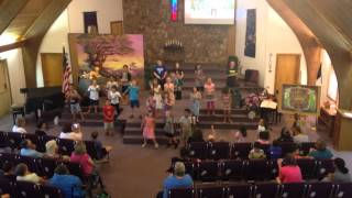 VBS 2015 @ Garden Ranch
