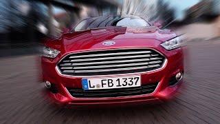5 Dinge, die ich an meinem Ford Mondeo MK5 LIEBE!