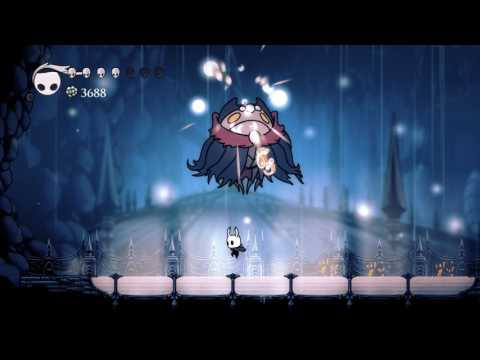 Hollow Knight - Soul Master fight +...