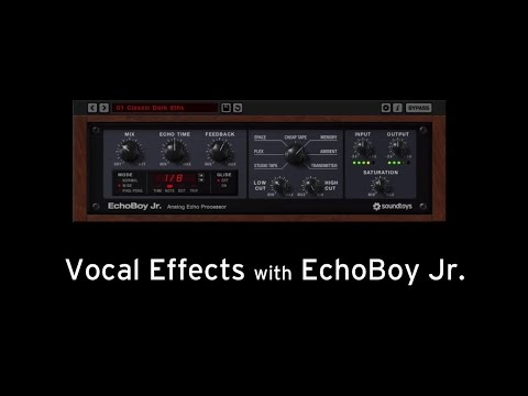 5 Delay Plugins for Mixing Vocals (+ Mix Tips) — Pro Audio Files