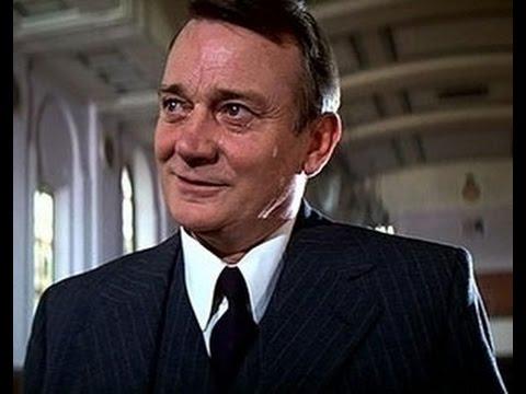 THE DEATH OF DENHOLM ELLIOT