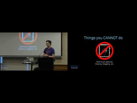 YOW! West 2015 Adam Shaw - Developing Apps with WatchKit