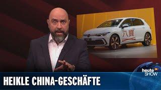 Deutschland macht Geschäfte im Land der untergehenden Menschenrechte | heute-show vom 29.11.2019