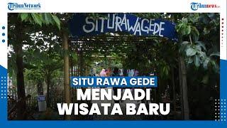 Situ Rawa Gede Objek Wisata Baru Kota Bekasi, Dahulu Tempat Pembuangan Sampah