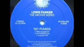 Lewis Parker - Two Blazing Eyes In The Sun (Instrumental)