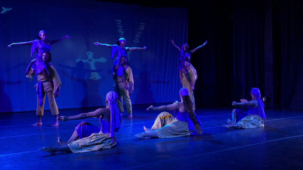 "L'Acadco presents ""Divine Unity"" Choreographed by Dr. L'Antoinette Stines"