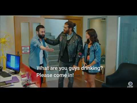 Erkenci Kuş 2. Sanem and Can ( English Subtitles)