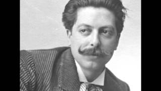 """Enrique Granados: 1º mov. Poco allegro con espressione del """"Trío"""" Op. 50 (1895)"""