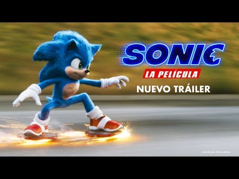 Sonic La Película | Tráiler Oficial Doblado | Paramount Pictures México