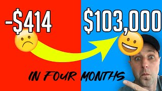 $100,000 in 4 Months Without a Paying for Ads or Creating a Product (Doug Boughton