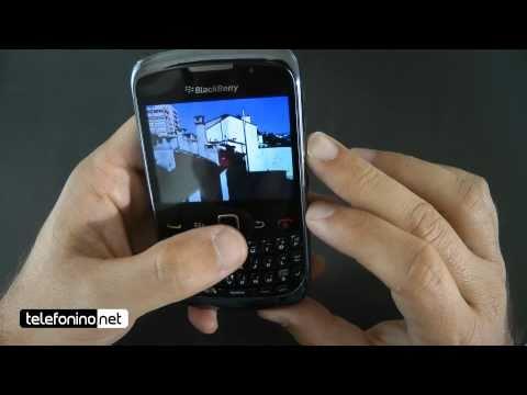 BlackBerry Curve 3g 9300 videoreview da Telefonino.net