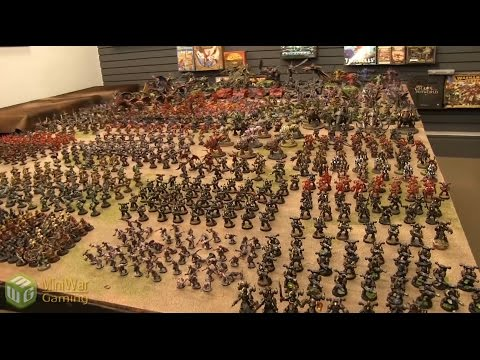 Dave's 34,000 Pt Chaos Space Marine Army Update