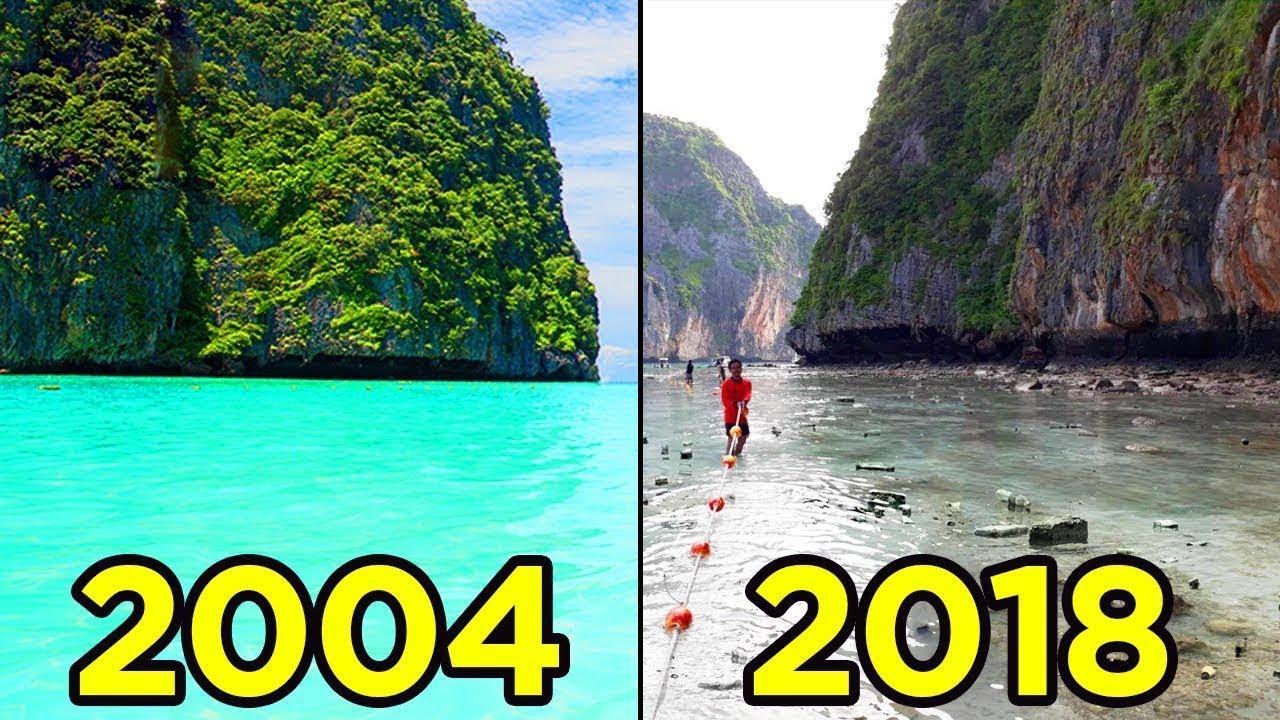 Artık Var Olmayan İnanılmaz Turistik Yerler.!