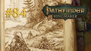 Let's Play Pathfinder: Kingmaker # 84 – Die Koboldpfade (Blind / Deutsch)