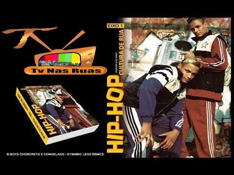 """Tv Nas Ruas-lançamento do livro""""HIP-HOP CULTURA DE RUA EIXO 1""""   Tv Nas Ruas  Tv Nas Ruas"""