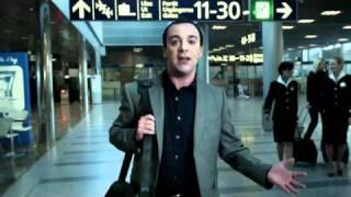 Angry Man via Helsinki with Finnair