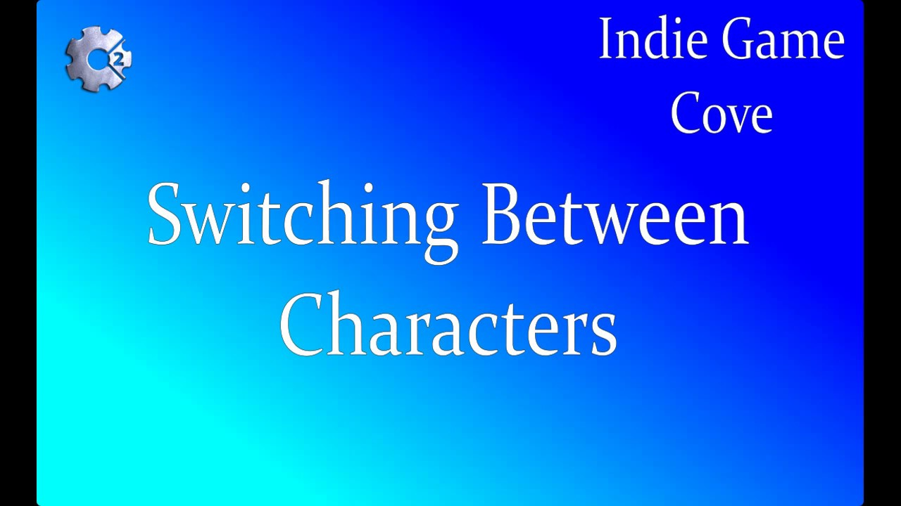 switching between characters tutorial construct 2 youtube