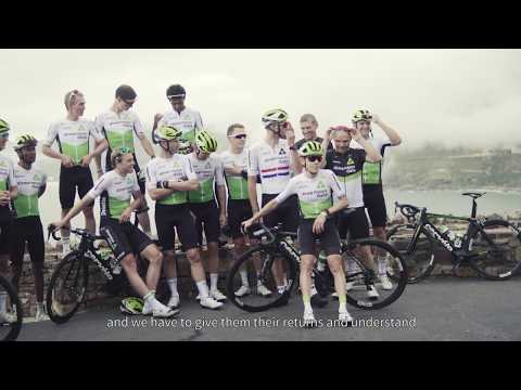 Can technology help a pro cycling team be a thriving global business