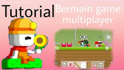 Tutorial cara bermain game Multiplayer |Boku-boku Game