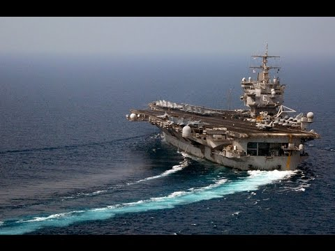 The Worlds Largest Nuclear Aircraft Carrier - Warship (USS Nimitz (CVN 68))
