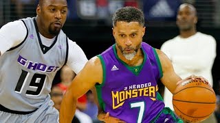 Mahmoud Abdul-Rauf UNREAL Season 2 Full Highlights | BIG3 Basketball