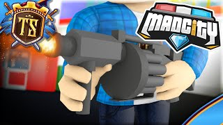 NY GRENADE LAUNCHER I MAD CITY! - Mad City | Dansk Roblox