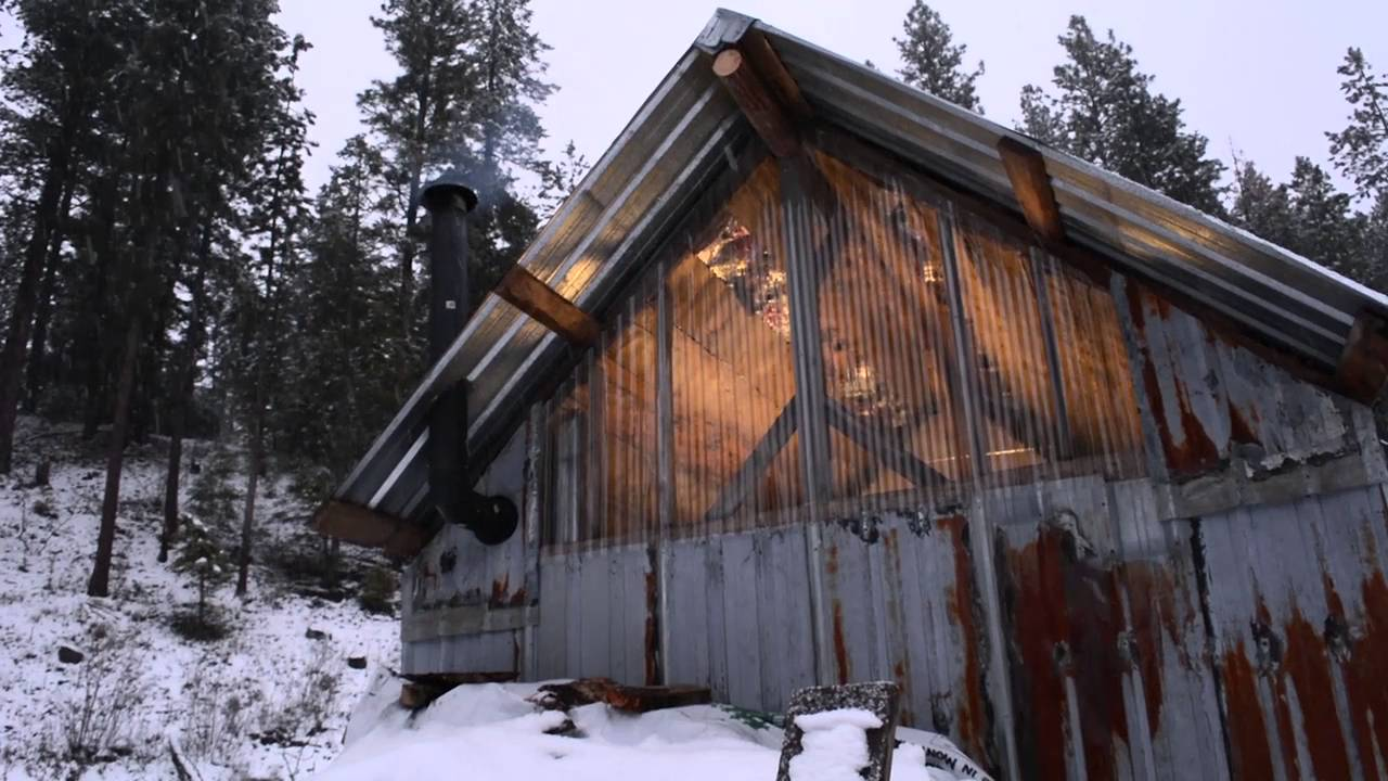 Living off the Grid: Winter Sneak Peak of our Off the Grid