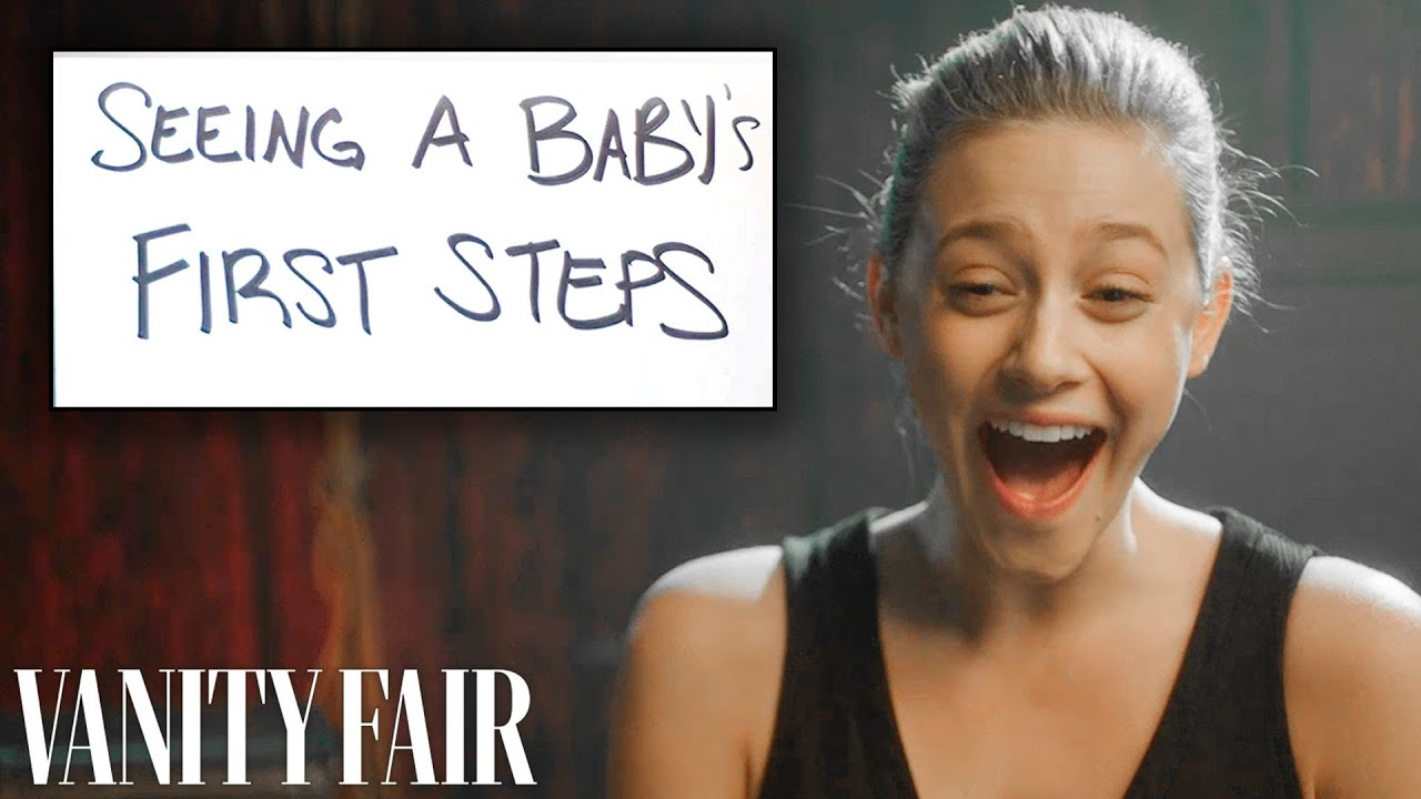 Lili Reinhart Has a Laugh For Every Scenario | Surprise Showcase
