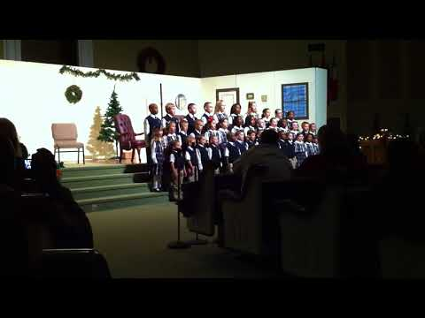 Harvest Baptist School 2011 Christmas Program 1