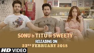 1 Day To Go (In Cinemas) ►Sonu Ke Titu Ki Sweety | Releasing On 23rd February 2018