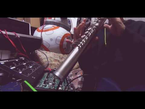 Moog WERKSTATT-01 Connect Lyricon TEST