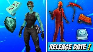 Fortnite How To Get INFERNO BUNDLE RELEASE DATE! GHOUL TROOPER STARTER PACK? RETURN / COMING BACK ?