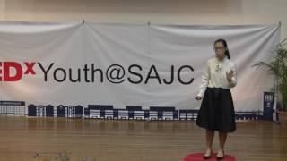 Chance | Windy Huang | TEDxYouth@SAJC