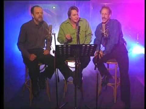 Jan de Wet, Piet Smit & Willie Joubert – Soos 'n Man van die Woord