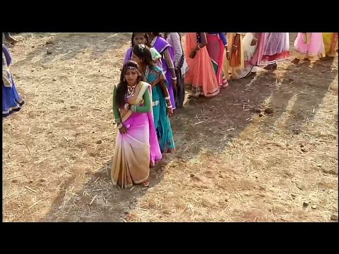 Arjun R meda //◆Desi Nagin Girl Dance◆ // Narmada cancel // Timli 2018 !! Adivasi songs // New Timli