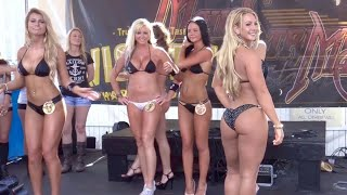 Bikini Swimsuit Contest 2019 | Daytona Bike Week