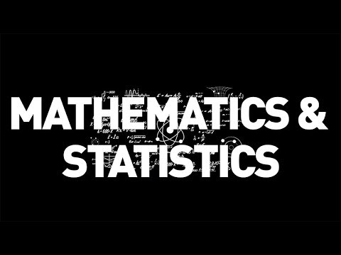 Mathematics & Statistics - Undergraduate Program