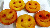 Potato Smiley Recipe | Homemade Easy Crispy Smiley Recipe