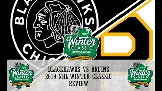 Winter Classic 2019 Review