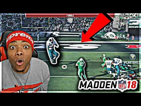 $300,000 COIN WAGER 💰 So Many Crazy Plays WTF!?! God Squad #41 | Madden 18 Ultimate Team | Jmellflo
