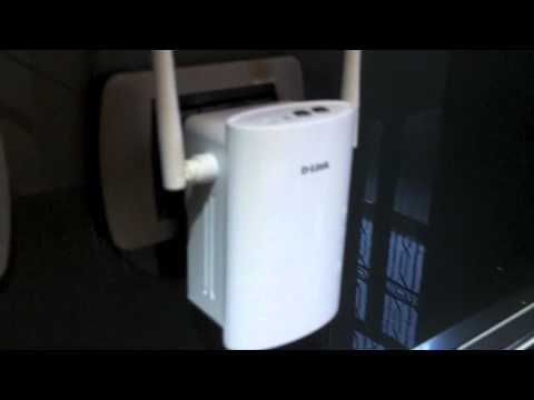 D-Link Powerline DHP-W306AV