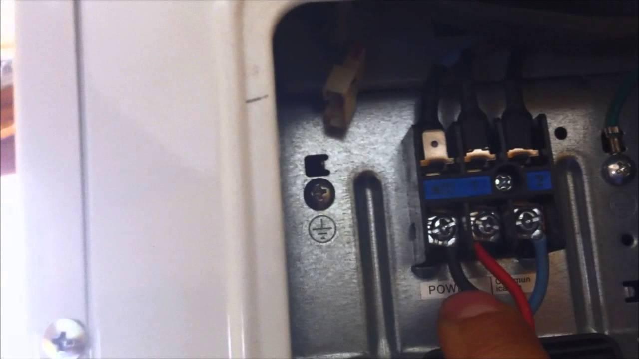 Liga U00e7 U00e3o Eletrica Ar Condicionado Split Samsung Inverter