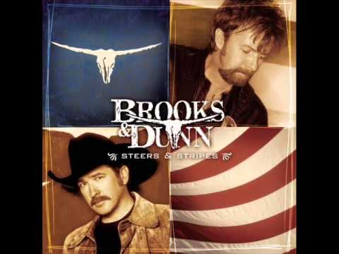 Brooks And Dunn Steers And Stripes