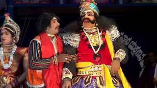 Yakshagana -- Tulu - Baale Bhagavanthana - 6 - Hasya
